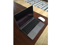 MacBook 12 Space Grey (Early 2015) £650 Collected