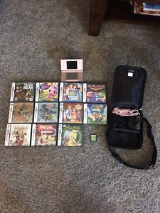Nintendo DS , games and case