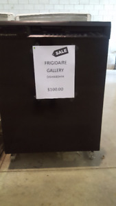 BLACK DISHWASHERS BOSCH DISHWASHER FRIGIDAIRE DISHWASHER