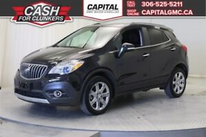 2016 Buick Encore Leather AWD *Navigation-Back-Up Camera-Remote