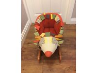 Mama's & Pappa's Patchwork Rocking Chair