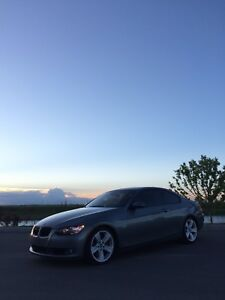 2007 BMW 335i 6 speed