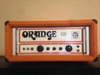 Original Orange AD200 MK1 Bass Amp