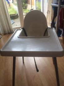 Baby Ikea High Chair