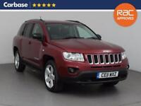 2011 JEEP COMPASS 2.2 CRD Limited 5dr SUV 5 Seats
