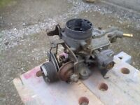 CARBURETTOR FOR BEDFORD CF VAN SPARES OR REPAIR