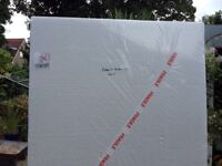 Polystyrene sheeting. 2000x1200x25 mm