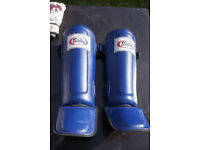 Boxing Gloves, MMA Gloves, Shin and Kick Guards