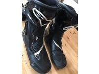 Alpinestars Smx Plus Race Boots Motorcycle