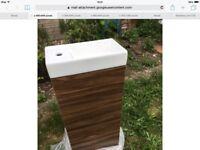 New bath empire cloaks sink and sink unit basin