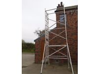 youngman boss scaffolding tower