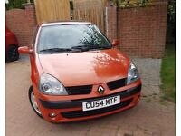 Renault Clio 2004, 1.5l, 30 Tax, MOT not due until November, good little car, welcome to view