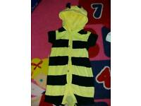 Bumble bee outfit