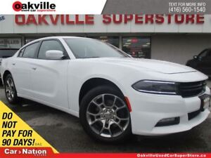 2016 Dodge Charger SXT | AWD | NAVI | SUNROOF | ACCIDENT FREE