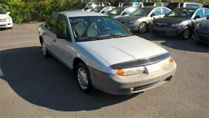 2001 Saturn Berline SL 4 portes