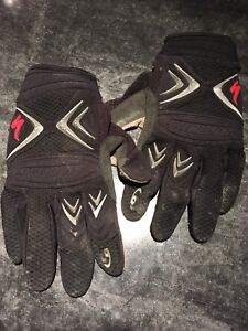 Specialized 'XC' cycling gloves for sale!