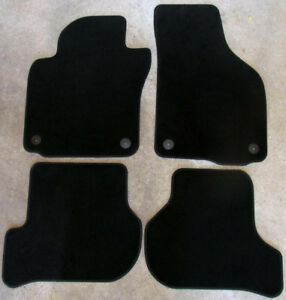 Volkswagen Golf A5 Genuine OEM Carpet Set of 4 Floor Mats