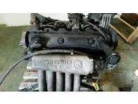 Vw transporter 2.4D engine