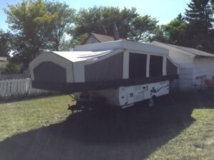 2013 Rockwood Freedom Pop-up Camper