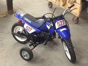 2007 YAMAHA PW50
