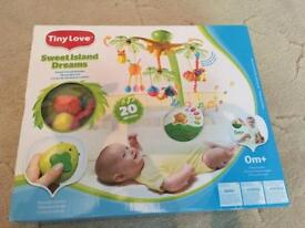 Tiny Love Sweet Island Dreams cot mobile