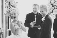 Wedding Officiant: Feel like a Celebrity