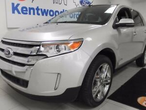 2012 Ford Edge Limited AWD! LEATHER AND NAV AND SUNROOF!