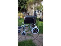 Bargain - Enigma Lightweight Aluminium Wheelchair
