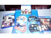 PS4. Games cheap bargain bundle
