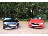Unique Sports Car Hire Business in Kent