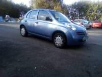 Nissan Micra 1.2 Petrol Automatic Long Mot Cheap to run and insurance