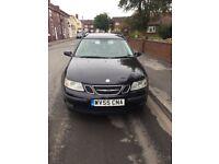 Saab 9-3 2005 plate £1000