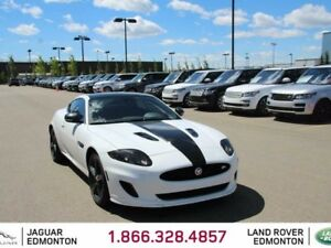 2015 Jaguar XK XKR - CPO 6yr/160000kms manufacturer warranty inc