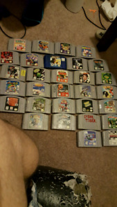 Looking to trade for other N64 games!