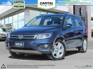 2015 Volkswagen Tiguan Comfortline **Bluetooth-Heated Seats-Rear