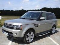 Land Rover Range Rover Sport 3.0 SDV6 HSE AUTO 4WD