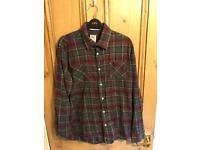Men's Crew Clothing Casual Shirt Size Medium