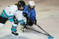 Come Try Ringette for Free! Saturday, September 16, 1-3 pm