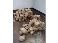 Granite Set Stones