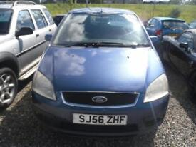 2006 FORD FOCUS C MAX 1.6 Zetec [115] 5dr WILL COME WITH FULL YEARS MOT. GBP1600