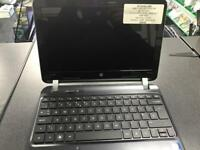 "HP PAVILION DM1 12"" LED BEATS LAPTOP WINDOWS 10 4GB 320GB"