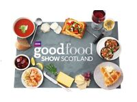 BBC Good Food Show tickets