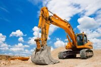 Excavator for Hire-Great Rates
