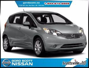 2014 Nissan Versa Note SV Convenience Pkg, Cloth, Cruise, USB