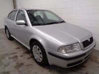 SKODA OCTAVIA DIESEL , 2007/57 REG , ONLY 73000 MILES + HISTORY , YEARS MOT , FINANCE , WARRANTY