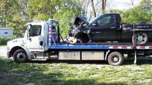 Scrap cars and trucks and SUVs top dollar paid from $150-$5000