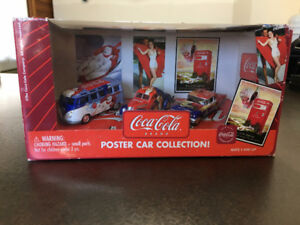 Coca-Cola Poster Car Collection