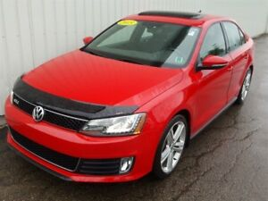 2015 Volkswagen Jetta GLI AWESOME AND LOADED MANUAL EDITION JETT