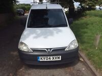 2004 VAUXHALL COMBO VERY GOOD CONDITION LOOKS AND DRIVE NICE ONE YEAR MOT