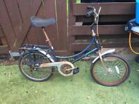 Free retro bike